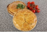 1 Large Mince and Onion Pie