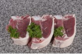 Norfolk Lamb T-Bone Chops 1Kg